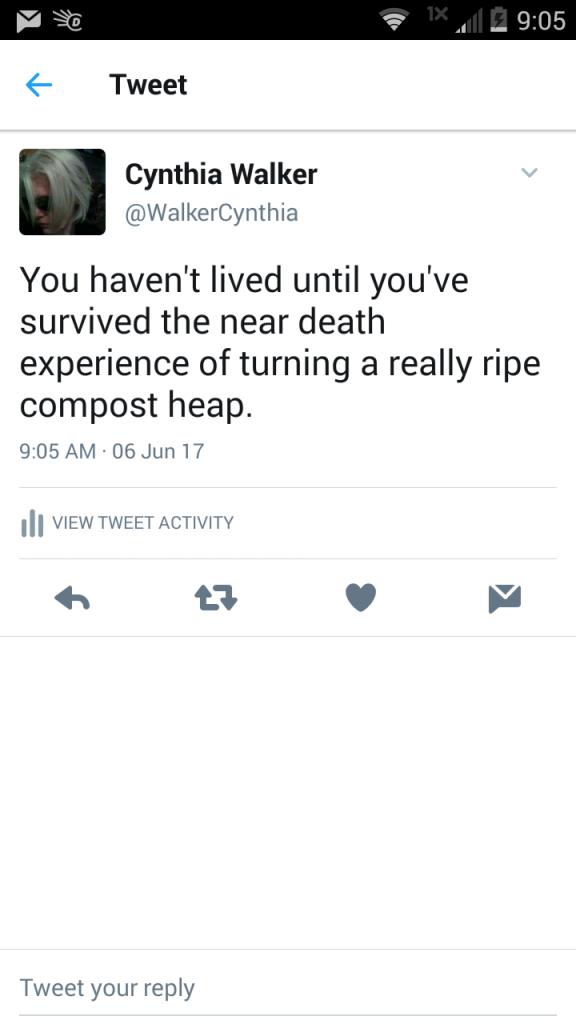 ripe compost